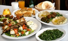 Mediterranean Cuisine for Two or Four at Flame Kabob (52% Off). Two Options Available.