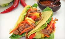 $10 for $20 Worth of Mexican Food at Viva Express Restaurante