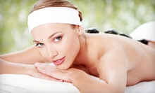 60- or 90-Minute Swedish Massage with Hot Stones and Aromatherapy at Serenity Wellness and Day Spa (Up to 57% Off)