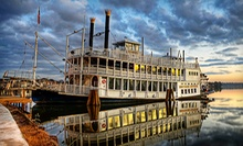 Three-Hour Dinner or Drinks Cruise on a Riverboat for Two or Four from Southern Empress Cruises (Up to 51% Off)
