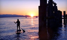One or Two Two-Hour Standup-Paddleboard Rentals at Surf Ballard (Up to 51% Off)