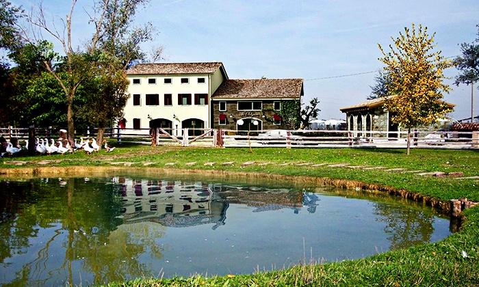 Il Selgaro - Agriturismo Il Selgaro: Menu con 1 kg di carne e vino in agriturismo (sconto fino a 60%)