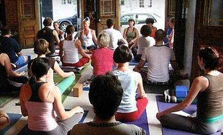 $29 for Five Yoga Classes at Swan River Yoga (Up to $70 Value)