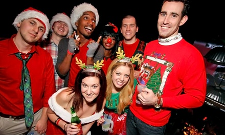 $9 for Entry to 2014 DC Santa Crawl on Saturday, December 13 ($15 Value)