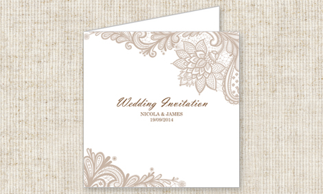 £69.99 for 100 invitations (56% off)