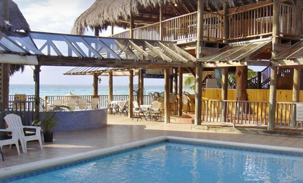 3- or 5-Night Stay for Two with Daily Breakfast at Sea Splash Resort in Negril, Jamaica