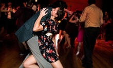 $24 for One Month of Swing-Dance Classes and Monday-Night Dance Parties at Savoy Swing Club ($50 Value)
