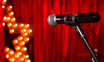Standup-Comedy Show for Two, Four, or Eight at Hartford Funny Bone Through July 25 (Up to 78% Off)