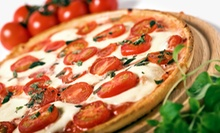 Italian Cuisine for Two or More People or Four or More People at Mangia Pizza Restaurant (Half Off)