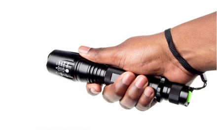 LEDion 1000LM Tact Flashlight