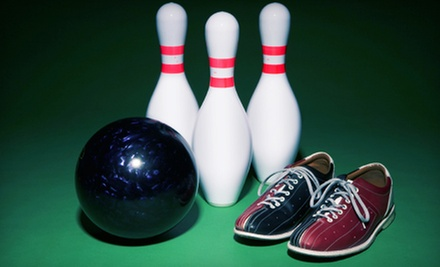 One Hour of Bowling with Shoe Rental for Up to 6 or 12 at Kennedy Bowl (Up to 75% Off)