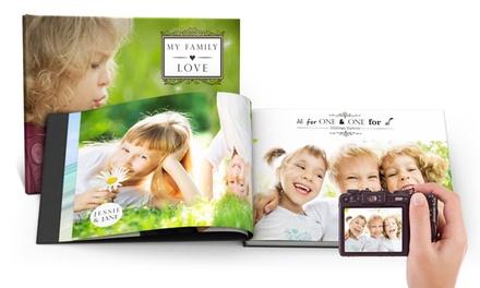 Álbum de fotografias personalizado desde 7,99€