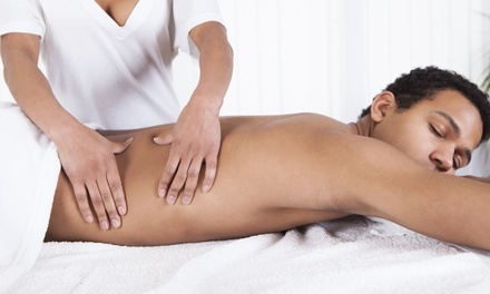 60-Minute Swedish Massage with Aromatherapy from Enrique Aviles Massage Therapy