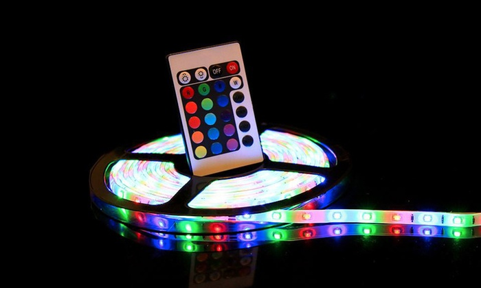 weiita led light strips with remote control. Black Bedroom Furniture Sets. Home Design Ideas