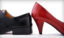 Women's or Men's Footwear Repair or $10 for $20 Toward Accessory Repair