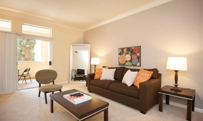 Sunshine Suites at La Jolla