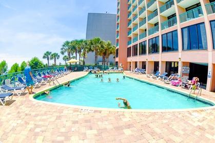 Sandcastle Oceanfront Resort South Beach (Getaways Hotels) photo