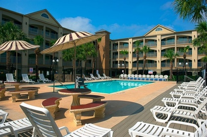 Red Roof Inn Galveston - Beachfront/Convention Center (Getaways Hotels) photo