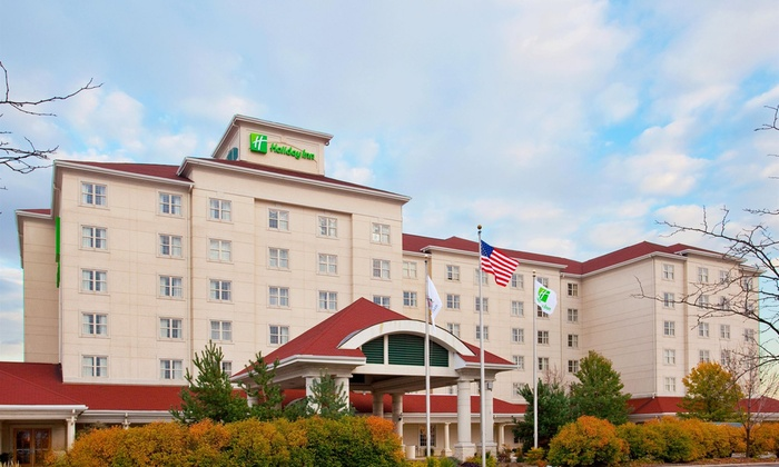 Holiday Inn Chicago-Tinley Park-Convention Center