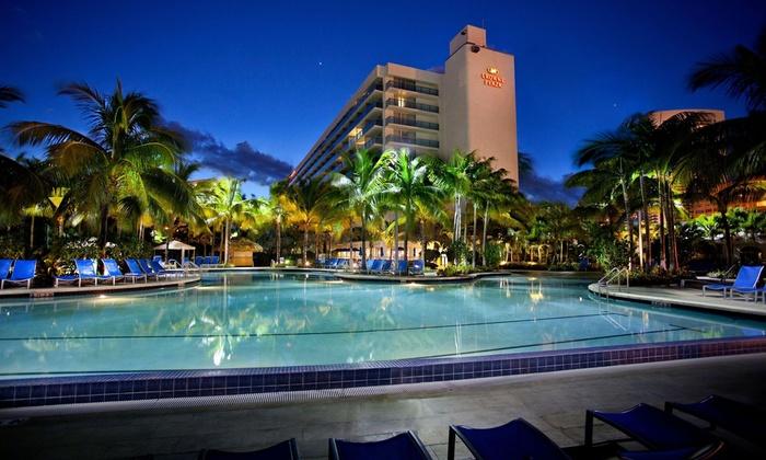 Crowne Plaza Hotel - Hollywood Beach Resort