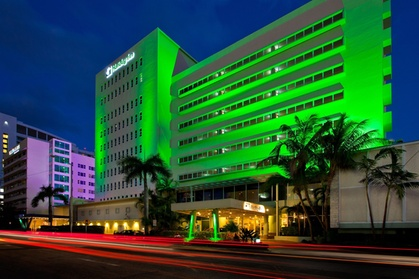 Holiday Inn Miami Beach - Oceanfront (Getaways Hotels) photo