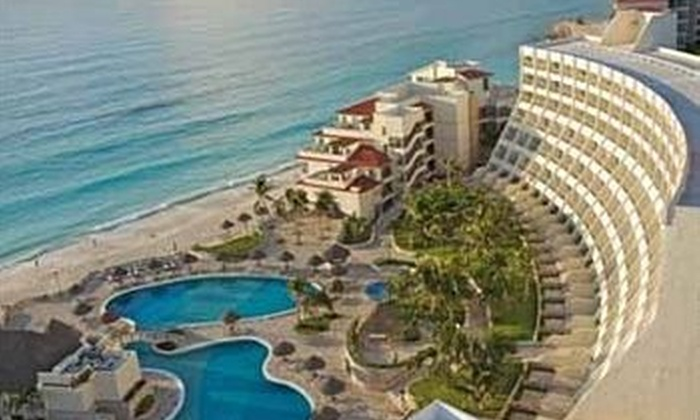 Grand Park Royal Cancun Caribe All Inclusive
