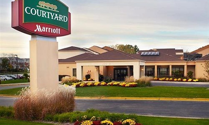 Courtyard by Marriott Chicago Arlington Heights / South
