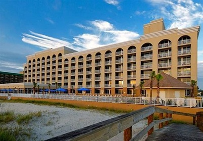 Courtyard by Marriott Jacksonville Beach Oceanfront (Getaways Hotels) photo
