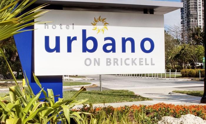 Hotel Urbano at Brickell