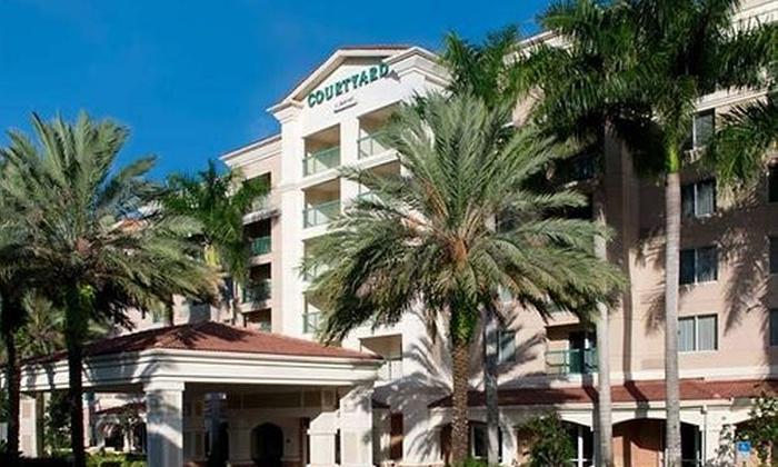 Courtyard by Marriott Fort Lauderdale Weston