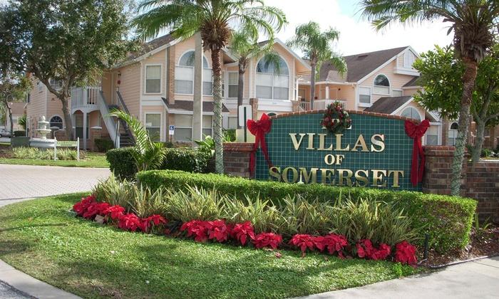 Florida Deluxe Villas, Condos, & Homes