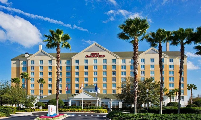 Hilton Garden Inn Orlando at SeaWorld
