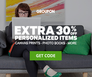 30% off Personalized Items