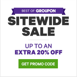 2/22-2/24 Sitewide 20% Off Local, 10% Off Getaways & 10% Off Goods Promo Code