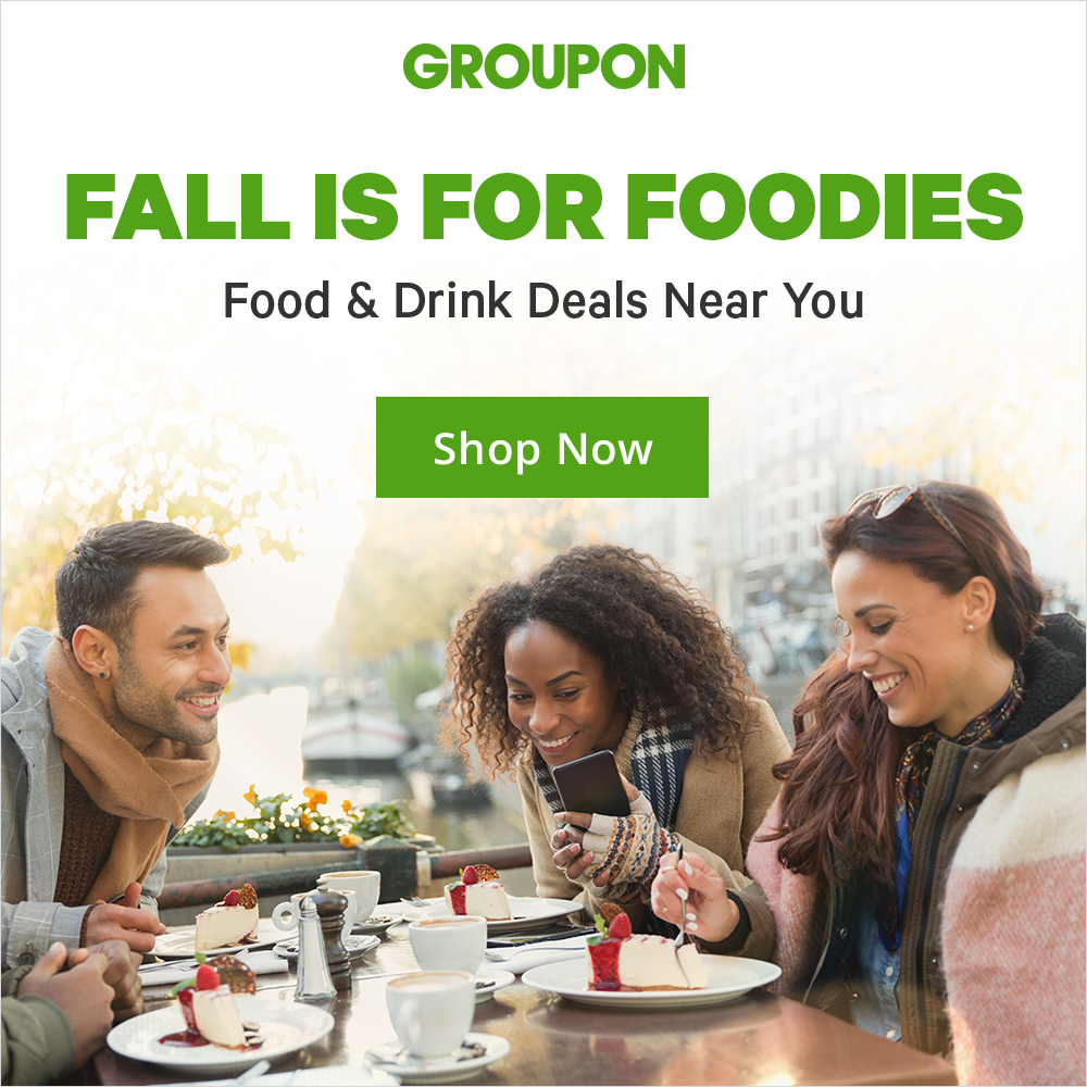 Fall Is For Foodies