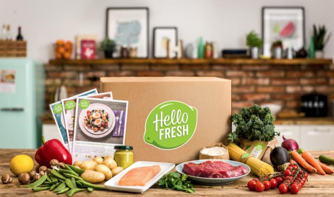 Up to 52% Off Hello Fresh