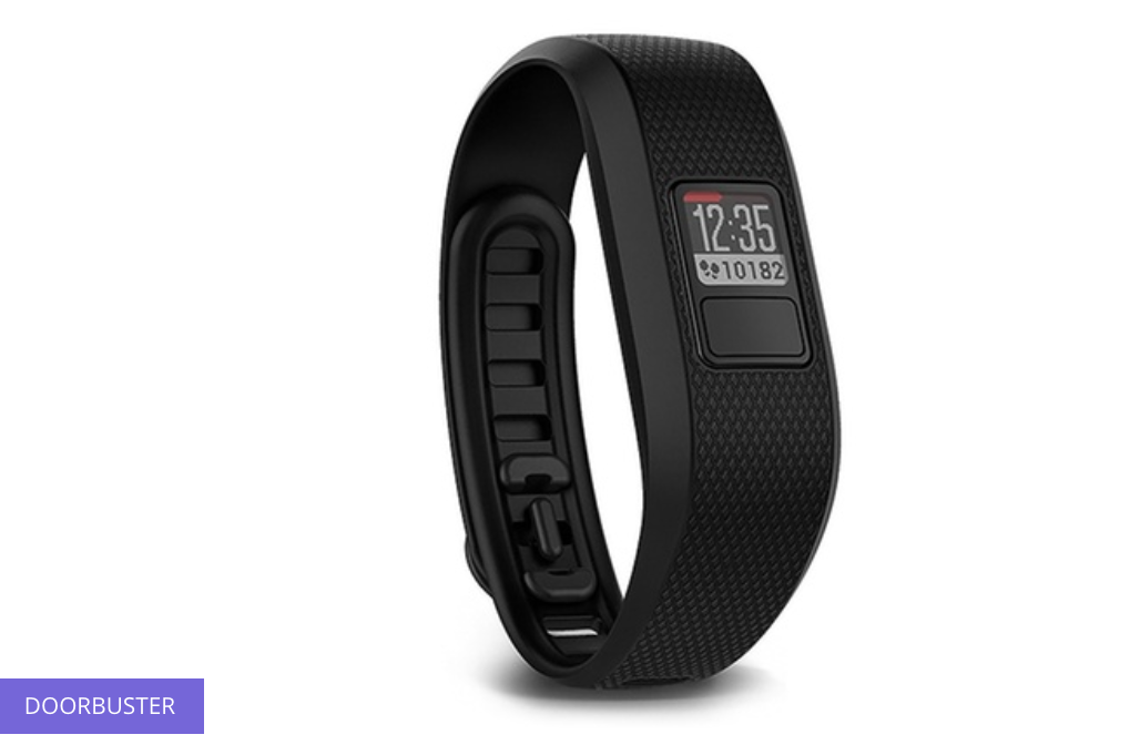50% off Garmin Vivofit 3 Activity Tracker Was: $99.99 Now: $49.99.