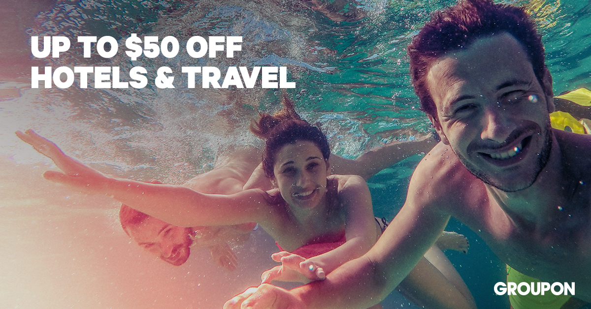 5/9-5/11 10% off Getaways with code TRAVEL
