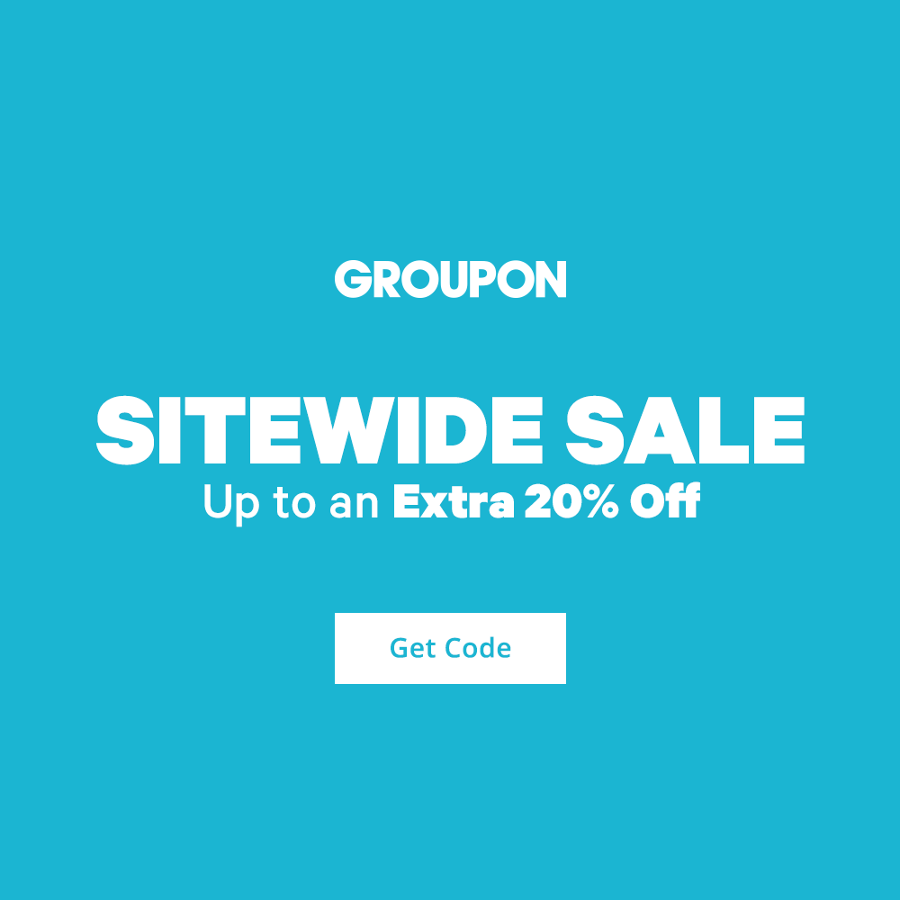 6/18 - 6/19 Offer: Sitewide Sale: Up to 20% Off Local, 10% Off Getaways, 10% Off Goods; Promo code: SALE3