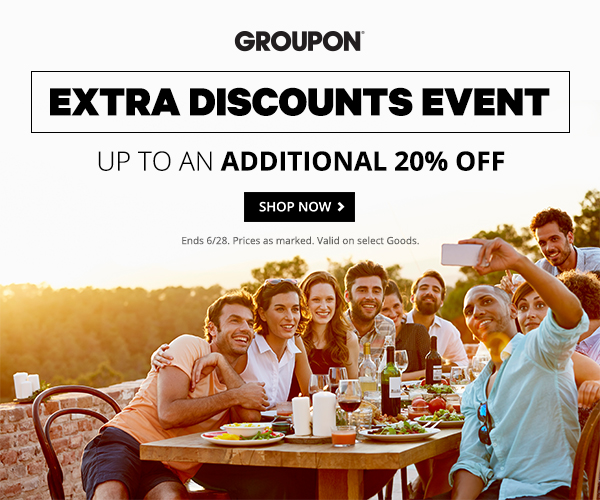 Extra Discounts Event