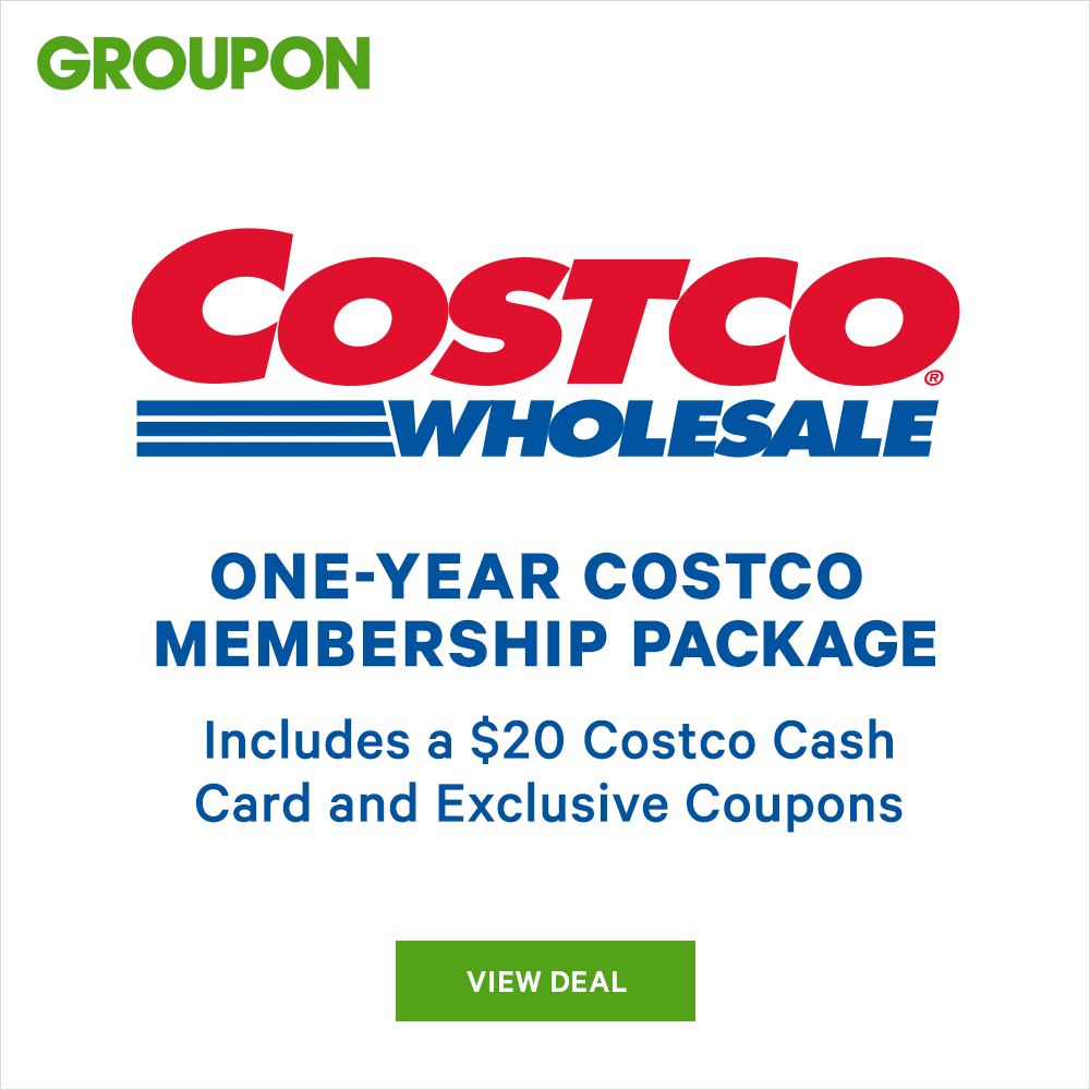 7/31-8/13: Costco Membership, 5% new users, 0% existing user commission