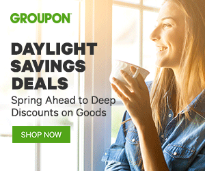 3/10-3/12 Daylight Savings Deals