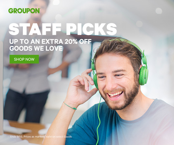Staff Picks Campaign