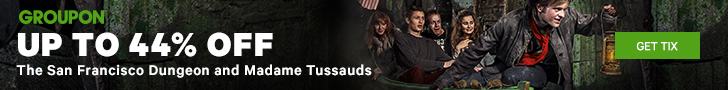 Dungeon and Madame Tussauds