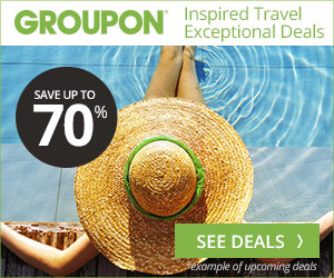 Groupon Getaways 300x250