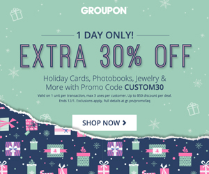 30% off Gifts