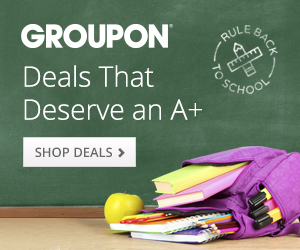 Groupon Father's Day Shop
