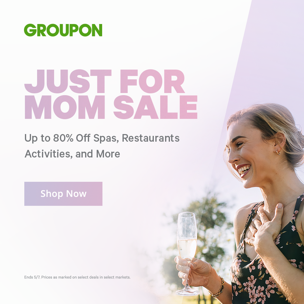 5/7: Just For Mom Sale