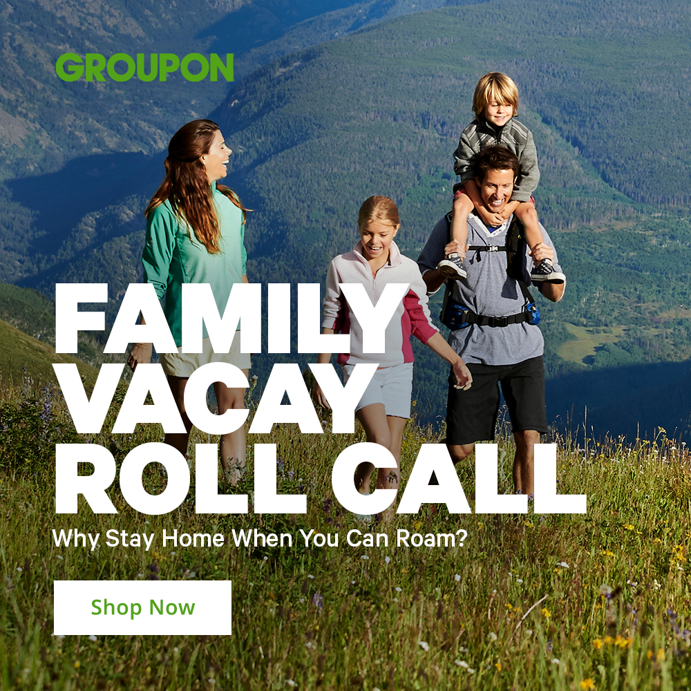 01.29 - Family Vacay Roll Call: Why Stay Home When You Can Roam?