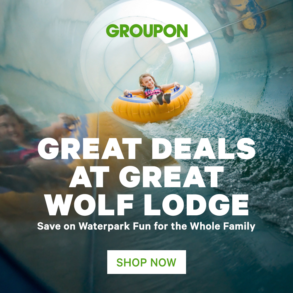 Great Wolf Lodge Deals, expires 9/20